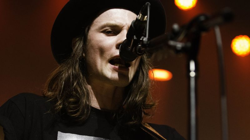 James Bay, Top music artist and bands, singer