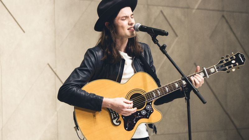 James Bay, Top music artist and bands, singer (horizontal)