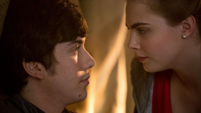 Paper Towns, Best Movies of 2015, movie, Cara Delevingne, detective (horizontal)