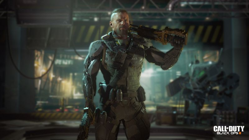 Call of Duty: Black Ops 3, Best Games 2015, game, shooter, sci-fi, fps, PC, Xbox one, PS4 (horizontal)