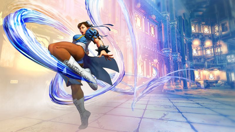 Street Fighter 5, Best Games 2015, game, fantasy, PC, PS4