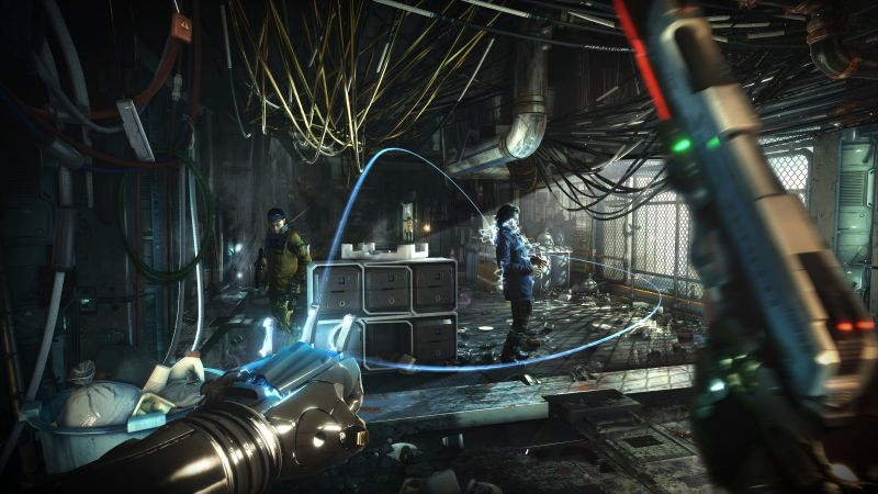 Deus Ex: Mankind Divided, Best Games 2015, game, cyberpunk, sci-fi, PC, Xbox one, PS4 (horizontal)