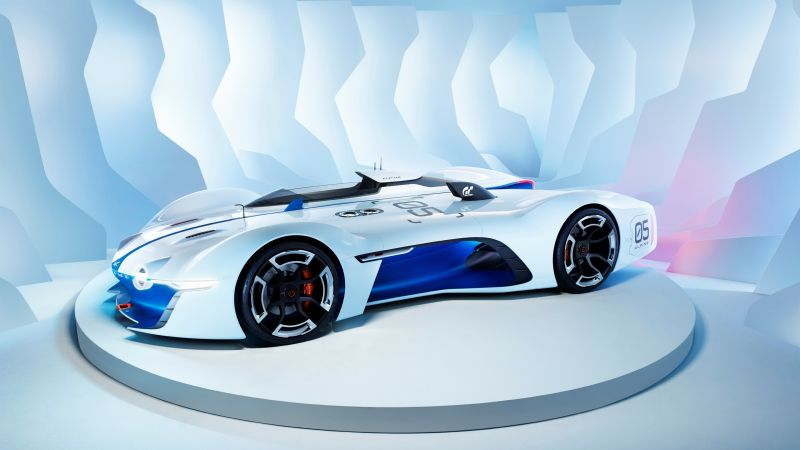 Renault, Alpine Vision Gran Turismo, Gran Turismo, Best Games of 2015, sport car, racing, concept, review, PS3