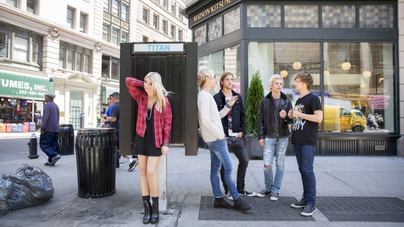 R5, Top music artist and bands, Ross Lynch, Riker Lynch, Rocky Lynch, Rydel Lynch, Ellington Ratliff