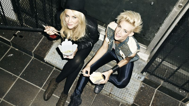 NERVO, Top music artist and bands, Miriam Nervo, Olivia Nervo