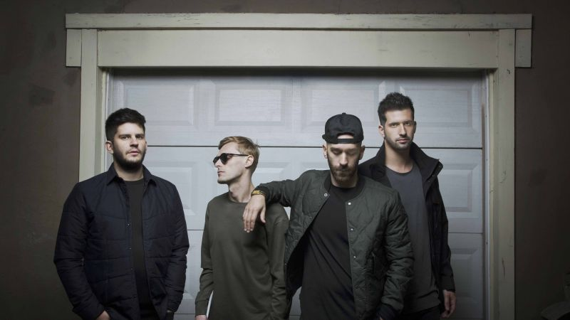 X Ambassadors, Top music artist and bands, Sam Harris, Casey Harris, Noah Feldshuh, Adam Levin