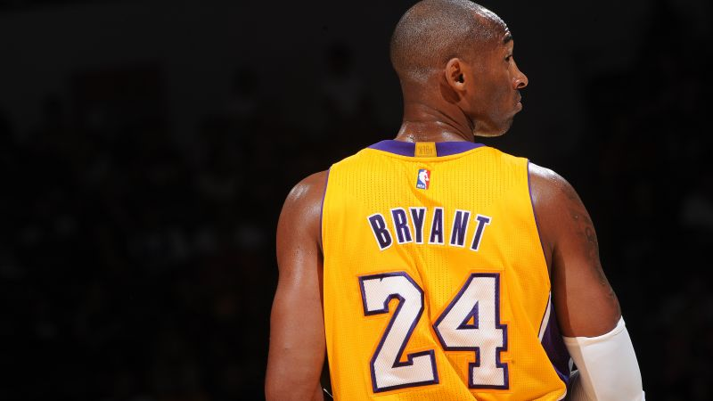 NBA, Kobe Bryant, Best Basketball Players of 2015, Los Angeles Lakers, basketball player, Shooting guard (horizontal)