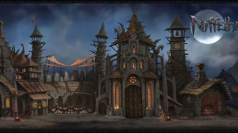 Niffelheim, Best Games 2015, game, fairy tale, fantasy, open world, PC (horizontal)