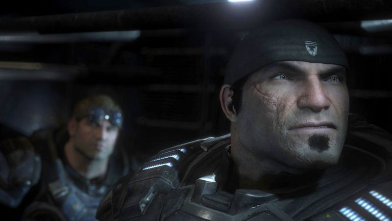 Gears of War: Ultimate Edition, Best Games 2015, game, shooter, sci-fi, PC, Xbox One