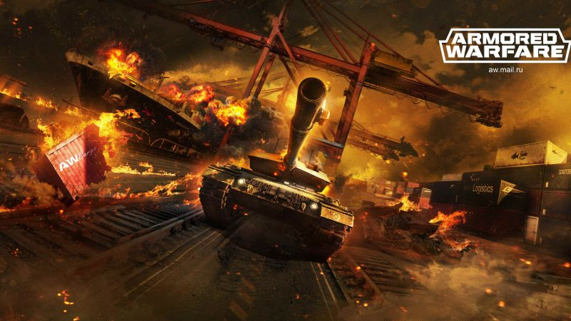 Armored Warfare, Best Games 2015, game, MMO, PC (horizontal)