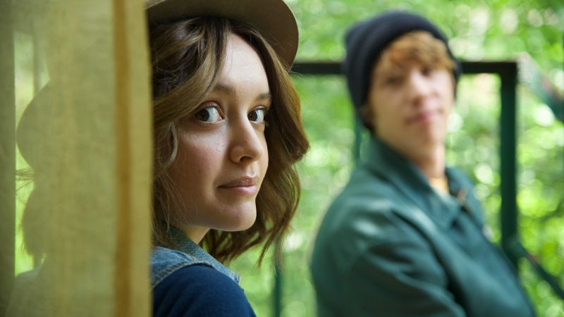 Me and Earl and the Dying Girl, Best Movies of 2015, movie, Olivia Cooke (horizontal)