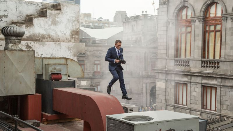 Spectre, Best Movies of 2015, movie, Daniel Craig (horizontal)