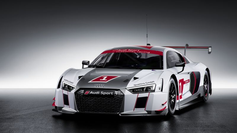 Audi R8 LMS, coupe, racing, review (horizontal)
