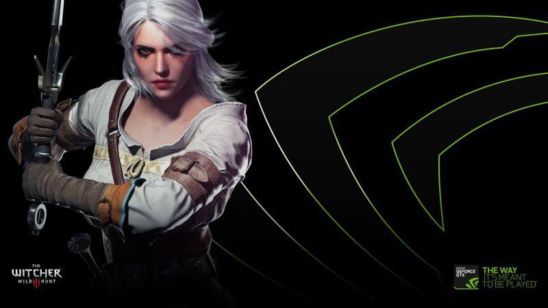 The Witcher 3: Wild Hunt, Best Games 2015, game, fantasy, NVIDIA, Cyrilla, PC, PS4, Xbox One
