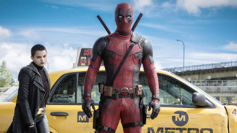 Deadpool, Best Movies of 2016, movie, Ryan Reynolds (horizontal)
