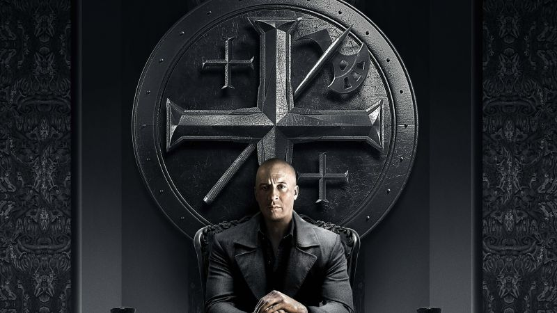The Last Witch Hunter, Vin Diesel