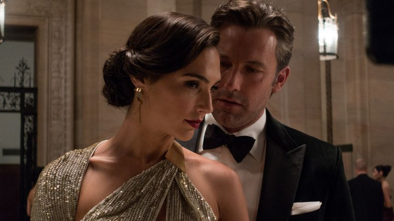 Batman v Superman: Dawn of Justice, Ben Affleck, Gal Gadot (horizontal)