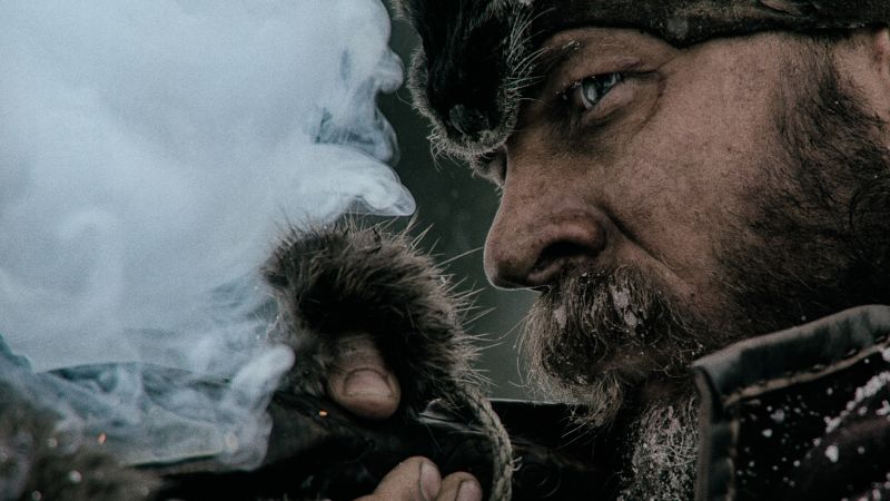 The Revenant, Leonardo DiCaprio (horizontal)