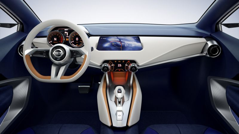 Nissan Sway, concept, Frankfurt 2015, future cars, cars 2016, best cars of 2015