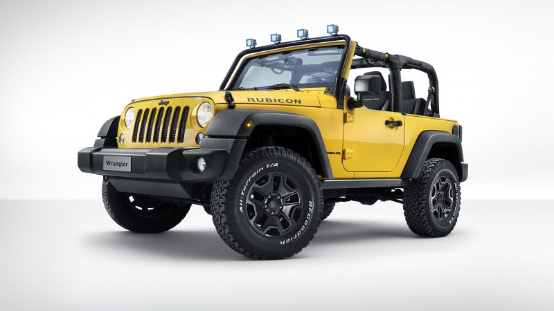 Jeep Wrangler Rubicon Rocks Star, crossover, SUV, 2015 cars, review, test drive (horizontal)