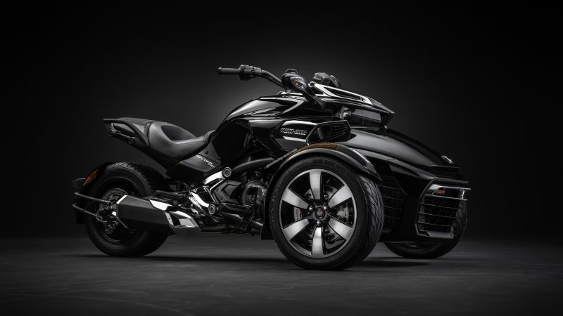 CAN-AM SPYDER F3-T, concept, tricycle