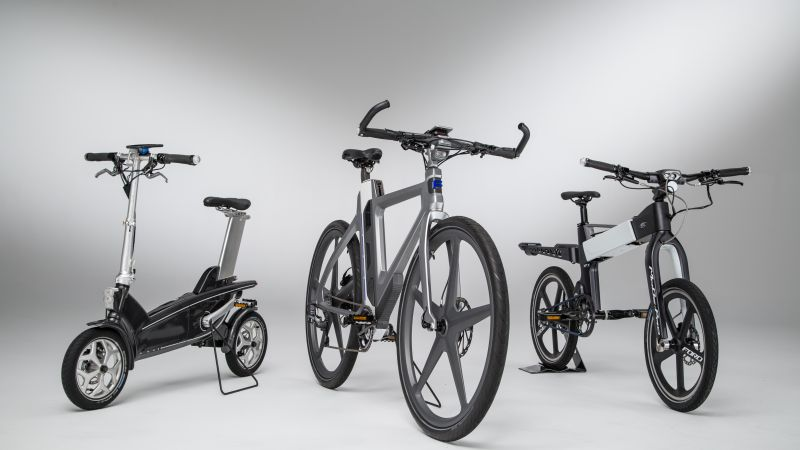 Ford Mode Flex, electric, bicicle (horizontal)