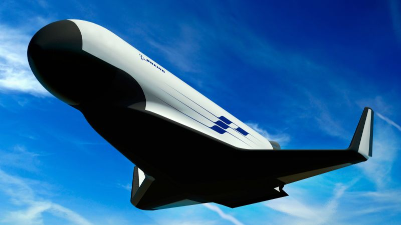 XS 1 Spaceplane, BOEING, military, concept,  (horizontal)