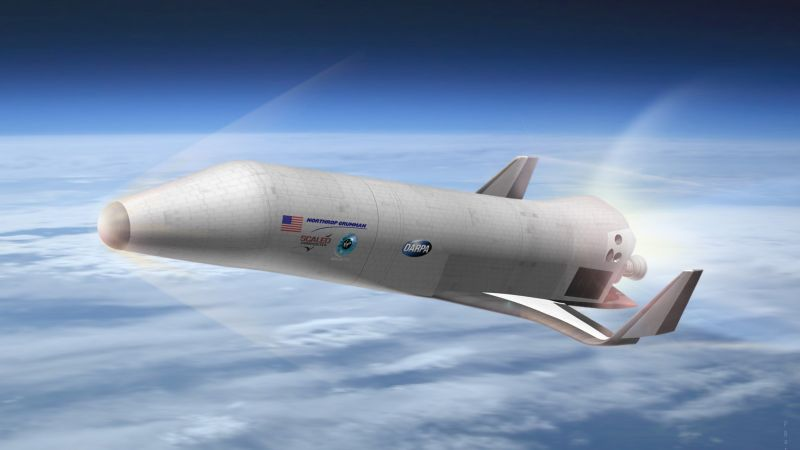 XS 1 Spaceplane, BOEING, military, concept,