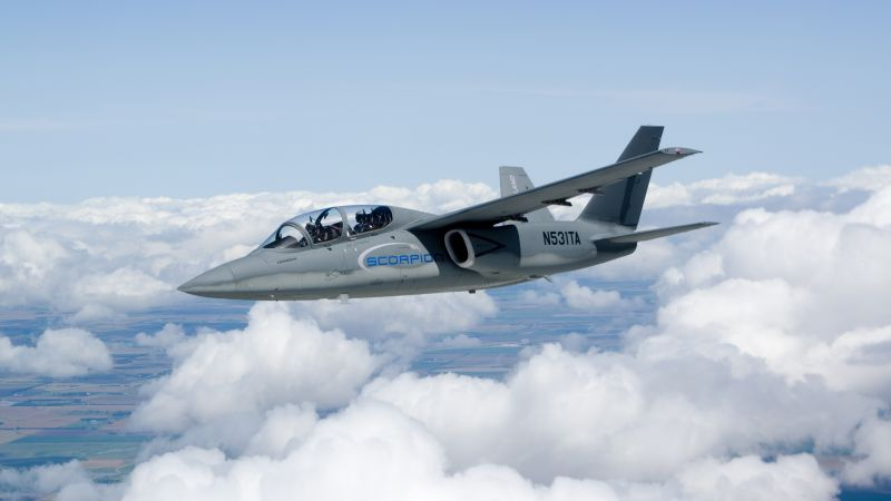 Textron AirLand Scorpion, USA army, fighter aircraft, air force, USA