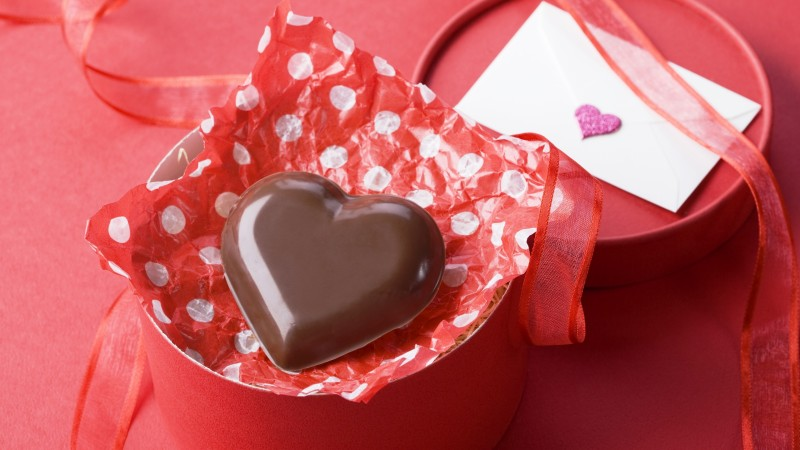 Valentine's Day, February 14, chocolate, candy, hearts, love