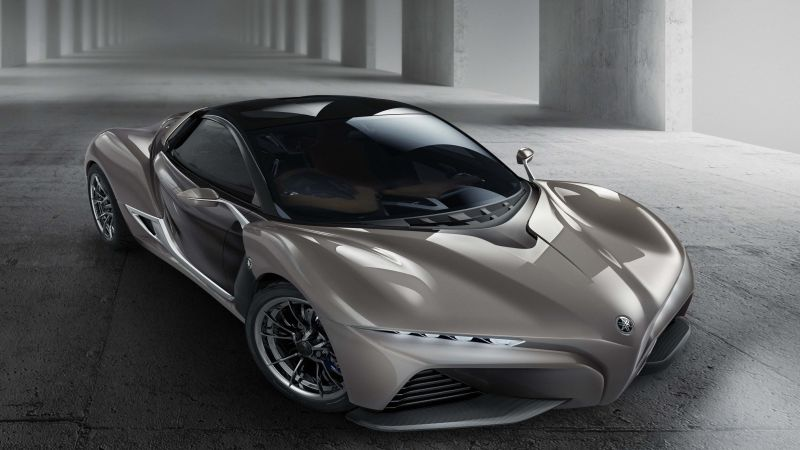 Yamaha Sports Ride, Yamaha, concept (horizontal)