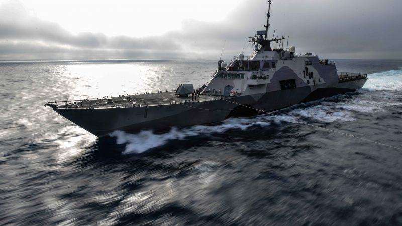 USS Freedom, LCS-1, lead ship, Freedom class, littoral combat, USA Navy