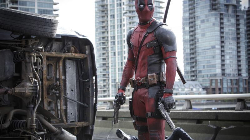 Deadpool, Best Movies, movie, Ryan Reynolds (horizontal)