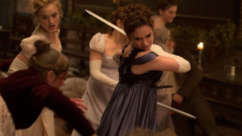 Pride and Prejudice and Zombies, Best Movies