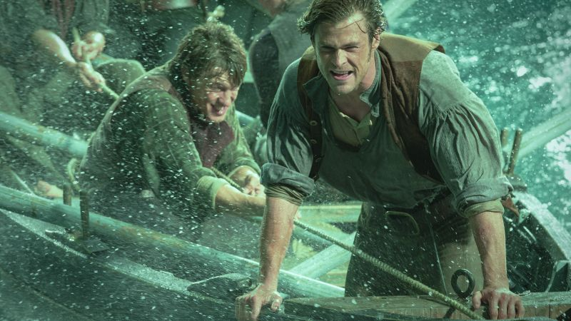 In the Heart of the Sea, Best Movies, movie, biographical, Chris Hemsworth
