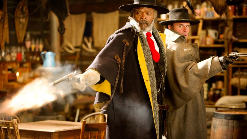 The Hateful Eight, Best Movies, western, Samuel L. Jackson