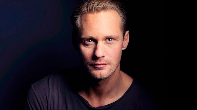 Alexander Skarsgard, Most popular celebs, actor (horizontal)