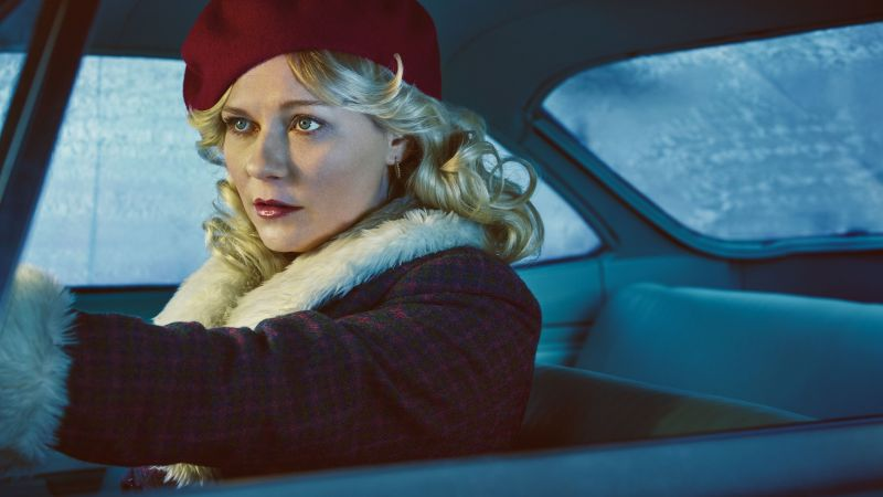Fargo, Best TV series, season 2, Kirsten Dunst
