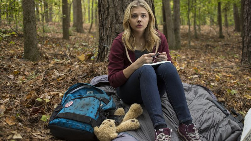 The 5th wave, Best movies, Chloe Moretz (horizontal)
