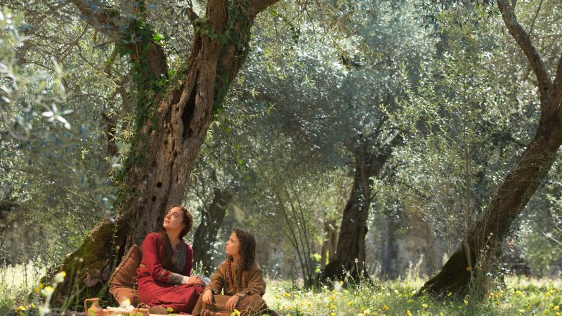 The Young Messiah, Best Movies, Sara Lazzaro (horizontal)