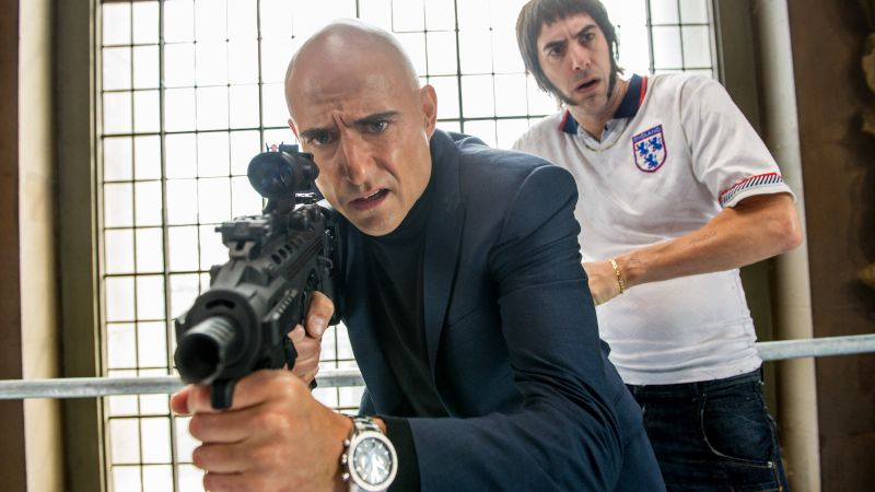 The Brothers Grimsby, Best Movies, Mark Strong