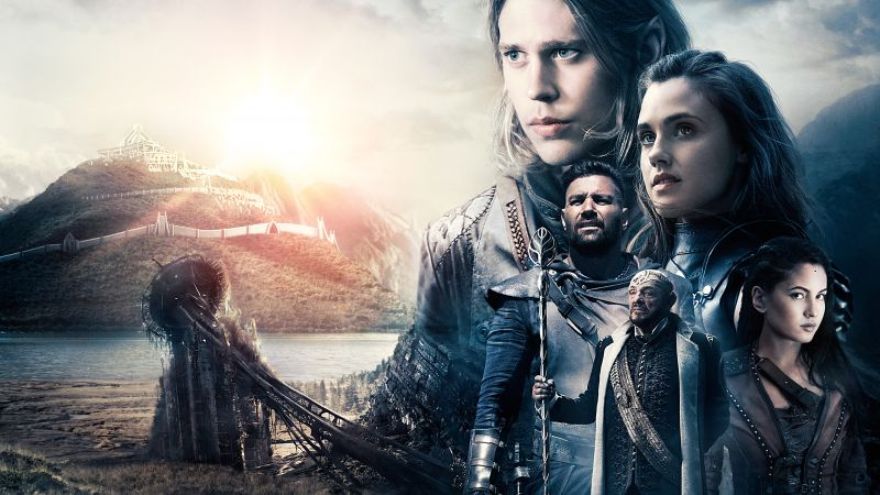 The Shannara Chronicles, Austin Robert Butler, Poppy Drayton, Best TV Series, Season 1 (horizontal)