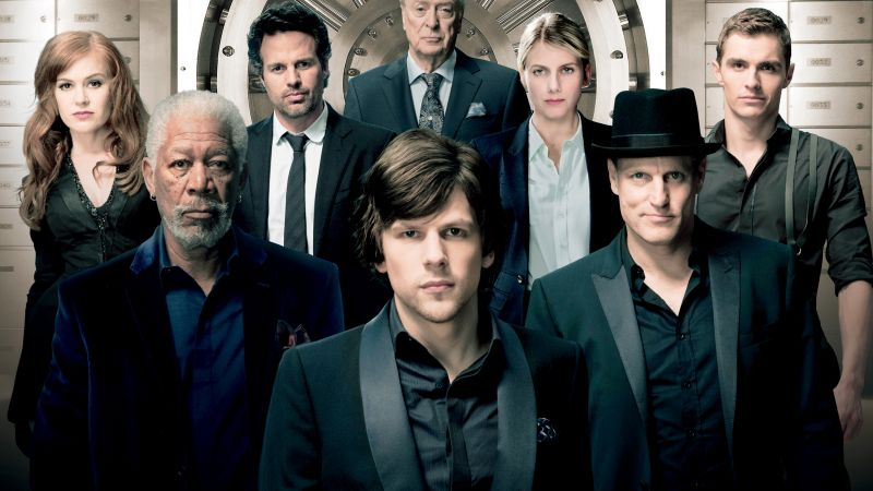 Now You See Me 2, Jesse Eisenberg, Woody Harrelson, Dave Franco, Best Movies (horizontal)