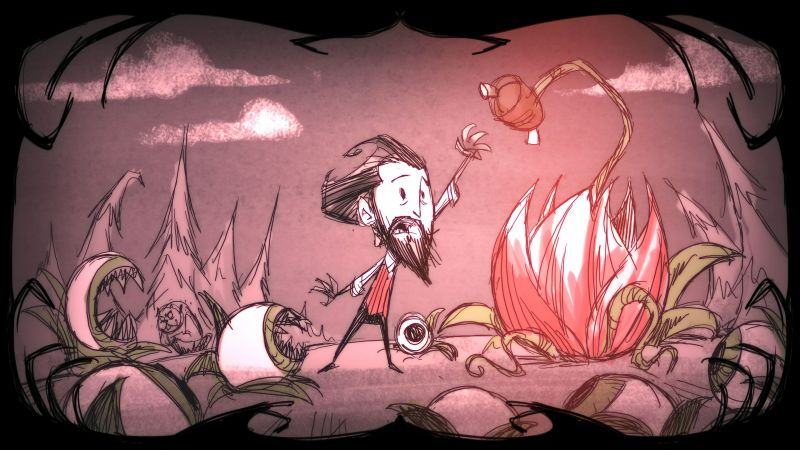 Don't Starve: Shipwrecked, Best Games, fairy tale, horror, game, PC (horizontal)