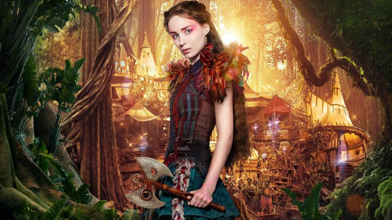 Pan, Rooney Mara, Best Movies