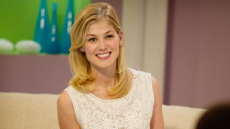 Rosamund Pike, Most Popular Celebs, actress, blonde
