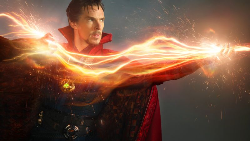 Doctor Strange, Benedict Cumberbatch, Best Movies, movie (horizontal)