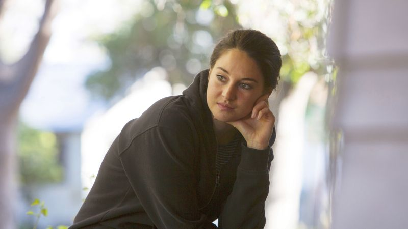 Shailene Woodley, Most popular celebs, actress, model (horizontal)