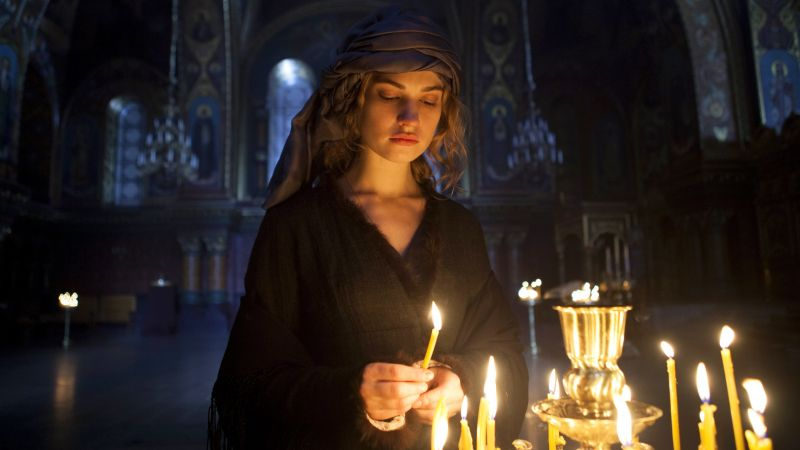 War & Peace, Lily James, Best TV series (horizontal)