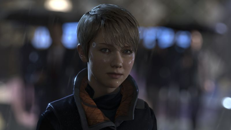 Detroit: Become Human, Best Games, quest, sci-fi, game, PS4, screenshot